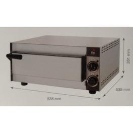 Oven to preheat salt plate